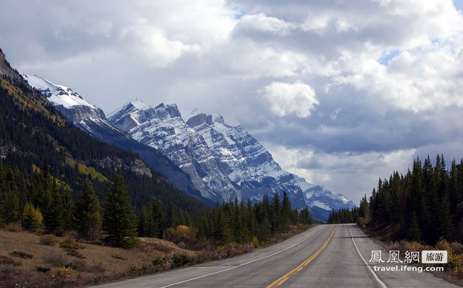 走遍北美 行摄加拿大班夫国家公园
