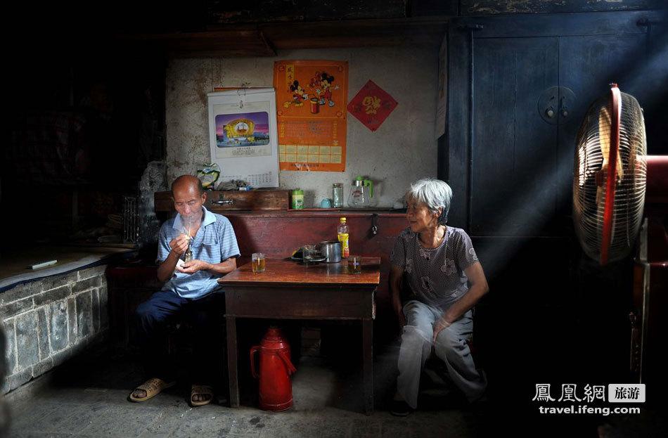 黄河文明发祥地 走进300年历史灵泉村