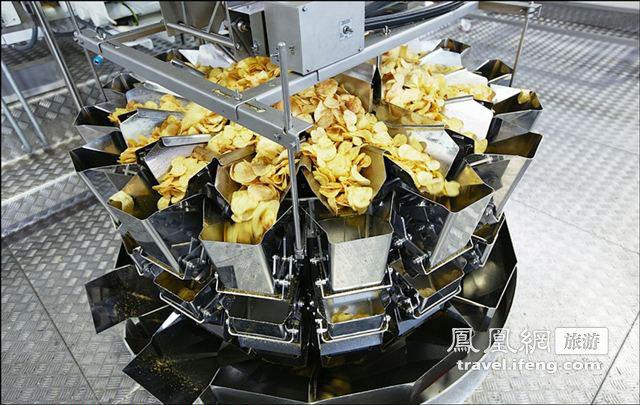 探秘薯片制作全过程
