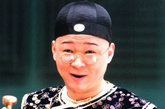 最有笑料的纪晓岚,赵亮饰演。