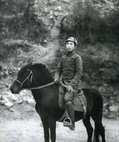 抗战授国军军衔的中共将领:十大元帅仅缺两人