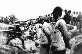 日军在南京屠杀。