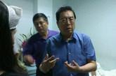 最新消息称,李双江本人已到伤者送医的医院看望伤者,并希望伤者给自己儿子一次机会。网友大鼓励 摄