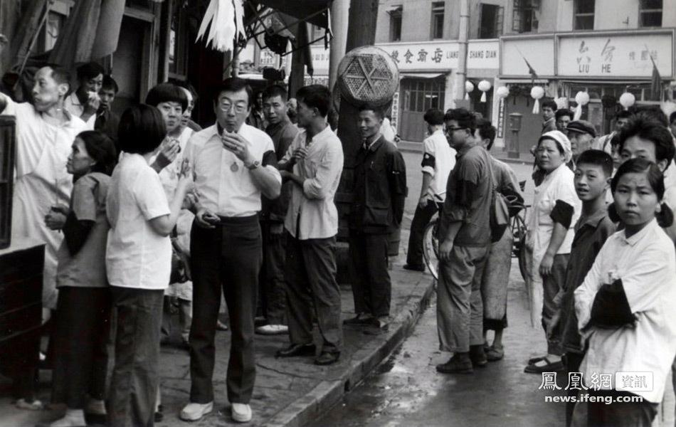 毛泽东逝世35周年 外媒记者亲历照片披露 - Llq·Mlq·梦 - 梦幻人生家园