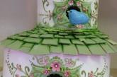 绿色的鸟窝