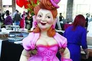 你绝对没见过的惊艳的3D蛋糕