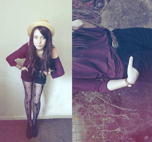 长腿丝袜控美女展示最新款纹样