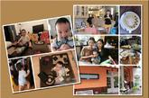 谢亚芳:虽然台湾观光局想尽办法引导大陆观光客深入街头巷尾消费,却成效不彰,但这些充满特色的小店才是真正的台湾风情、庶民文化。先介绍一家邻近101大楼的『方糖咖啡』吧!舒服雅致的英伦风、浓郁香淳的咖啡、美味多样的Brunch、还有甜美亲切的台湾长腿美眉服务,真是宾至如归的享受呀!这小子,九个月,已经能上茶几,试图爬书柜,遥控器是大爱,搞得天翻地覆是必须的!我的苦日子呀~~开始啦!