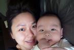 谢亚芳与儿子合影首曝光(组图)