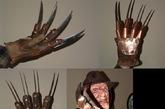 弗雷迪·克鲁格风格的一双手套