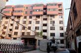9月22日,河南洛阳,李浩挖地窖囚禁歌厅女子的小区。