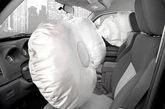 隆胸成安全气囊    保加利亚的一名女司机在与一部车辆对撞时安然无恙,因为她做过手术的40DD乳房化解了大部分的冲力。24岁的埃伦娜承认,她做过隆胸手术,硅胶乳房充当安全气囊,救了她一命。可悲的是,其他两人在车祸中有所伤亡。