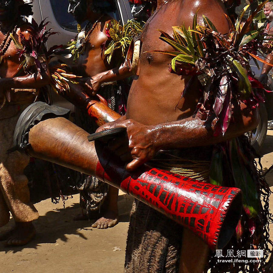 世界上最神奇的国家:巴布亚新几内亚