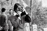 王光美也是中共中央领导夫人中比较喜欢摄影的一位。