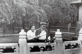 王光美与刘少奇伉俪深。