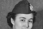 国军中唯一的混血美女上校