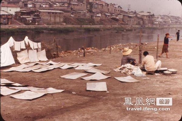 首尔七十年代初贫民窟生活写照