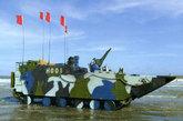 ZTD-05两栖装甲指挥车