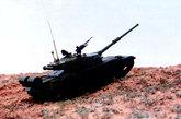 96式系列的前身——85II式主战坦克。