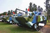 ZTD-05两栖自行榴弹炮