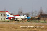 中国空军教-8教练机