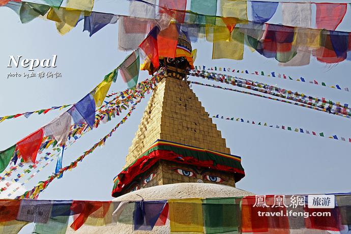 """尼泊尔佛塔 感受""""小西藏""""的圣地情缘"""
