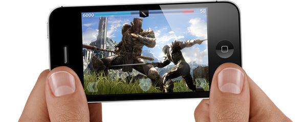 苹果发布iPhone 4S 产品高清图赏