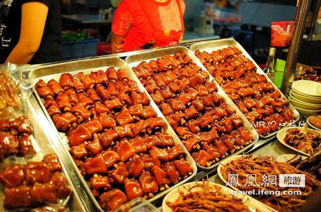 台湾六合特色寻美食尝遍夜市美食成就宝岛王之小吃新图片