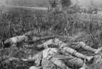 中国远征军击毙日军清晰照
