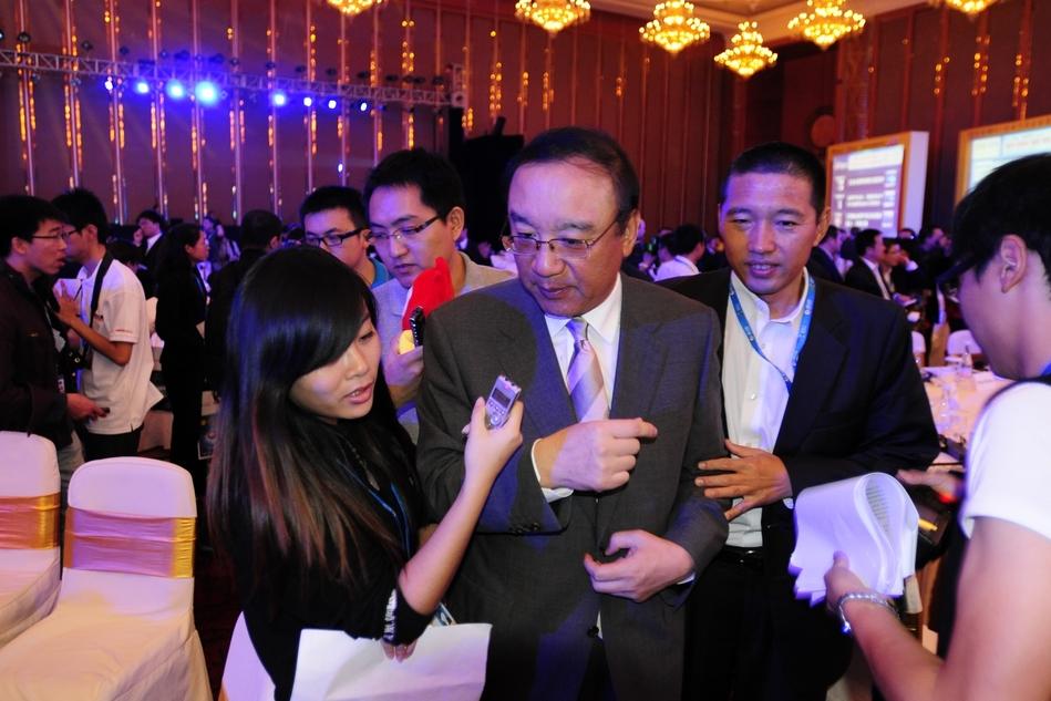 凤凰网汽车专访:发改委产业协调司副司长陈建国