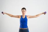 """8. 经常运动   皮肤科医生Downie说:""""运动可以增加血液循环,它能让你的肌肤时刻保持健康的肤色,每周4-5次短短的30分钟的运动,可以让你的肌肤看起来非常好。"""" (图片来源:凤凰网健康)"""