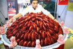 南京美食文化节开幕 人间饕餮皆可见