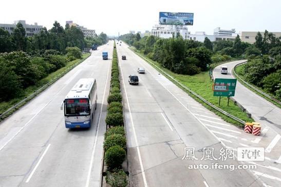 盘点中国公路九宗最 不是天灾而是人祸