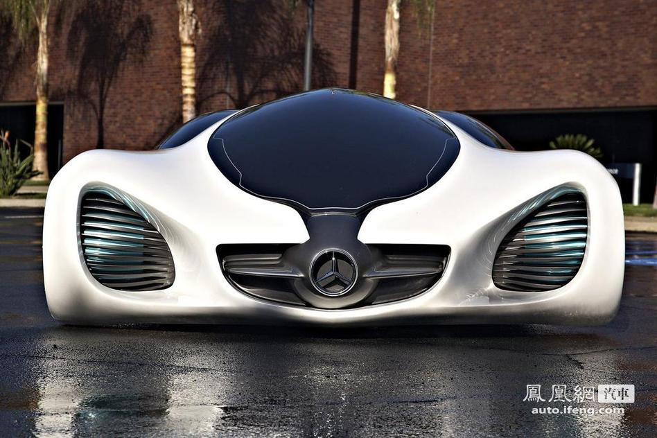 奔驰biome概念车2015年将推出