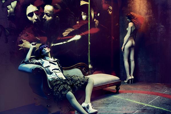 法摄影大师镜头下的美女人体艺术 (高清图)_科
