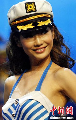 2010亚洲超级模特大赛南宁上演
