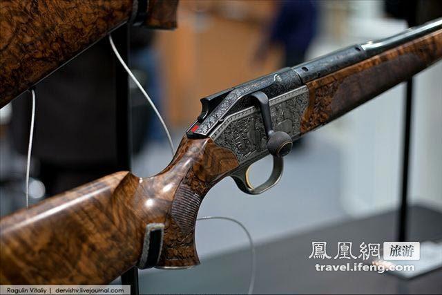 2011莫斯科武器与狩猎装备展 极品猎枪登场(6/36)