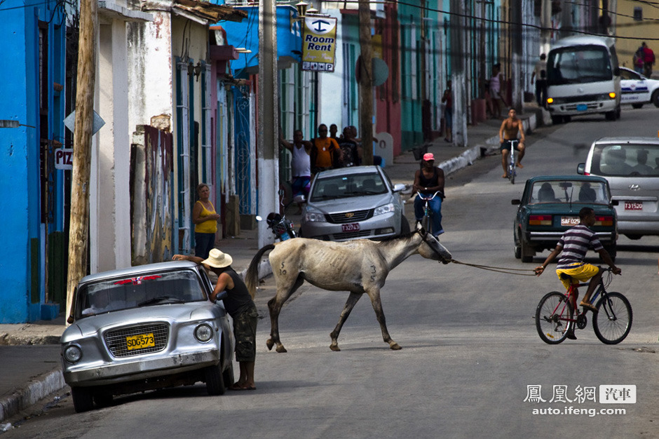 古巴取消汽车买卖禁令 中国车涌入古巴市场