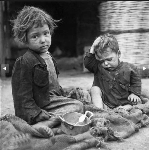 儿童生活困苦_山里孩子的苦难生活组图
