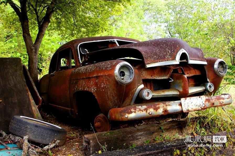 驰骋在荒野的汽车灵魂