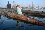 """保加利亚海军最后一艘潜艇""""光荣""""号正式退役"""