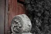 门墩(摄影:爱养鱼的猫 )