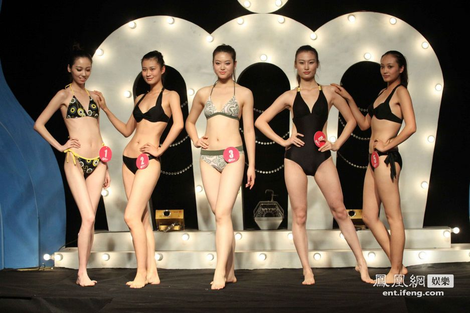 北京办高校模特大赛 艺校女生获得冠军 - 月  月 - 阳光月月《万网搜索》