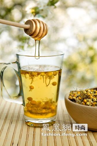 办公室瘦脸茶减肥法3天瘦4斤(图)蜂蜜五天打喝酒了了打图片