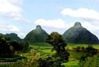 大自然的绝美造化 中国八大性感双乳峰
