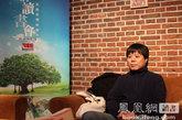 杨葵在凤凰网读书会现场