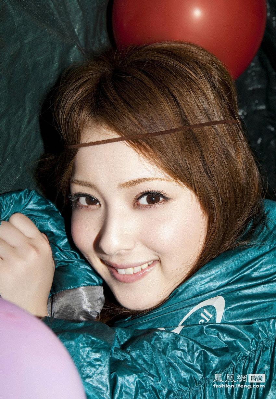 佐佐木希清纯可人 被评美国人最喜爱的日本第一美少女