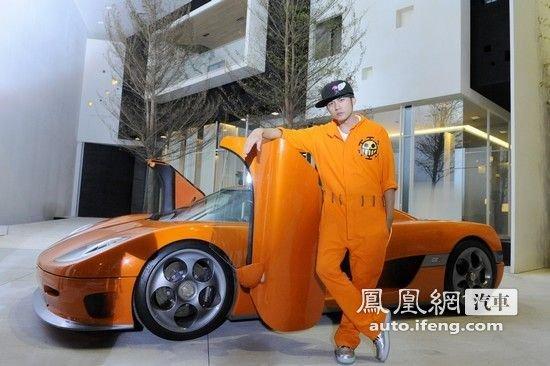 周杰伦竟然为拍MV 超跑豪车跑车齐上阵