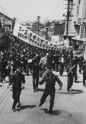 韓國抗議史:為抗議日本不惜切腹 切手指