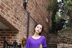 印花毛衣正流行 1分钟搭配速变暖美人